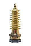 Torre de oro Fotos de archivo