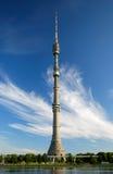 Torre de Ostankino TV Foto de archivo