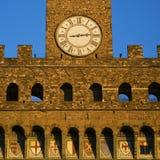 Torre de Palazzo Vecchio fotografía de archivo libre de regalías