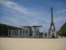 Torre de París Eifel Foto de archivo libre de regalías