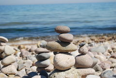 Torre de pedra Fotografia de Stock Royalty Free