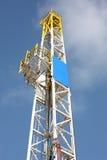 Torre de perforación Fotografía de archivo