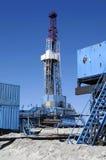 Torre de perforación de petróleo Foto de archivo