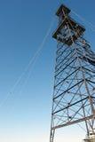 Torre de perforación de petróleo Fotografía de archivo libre de regalías