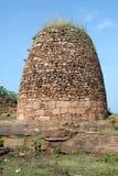 Torre de piedra del reloj Foto de archivo libre de regalías
