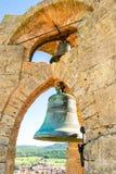Torre de piedra de la campana imagen de archivo libre de regalías