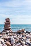 Torre de piedras Fotos de archivo