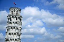 Torre de Pisa Foto de Stock Royalty Free
