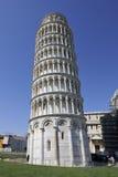 A torre de Pisa Fotografia de Stock