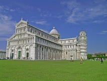 Torre de Pisa Imagens de Stock