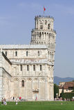 Torre de Pisa Fotografia de Stock Royalty Free