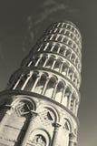 Torre de Pisa, dei Miracoli, Pisa de la plaza Imagenes de archivo
