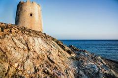 Torre de Piscinni Foto de archivo libre de regalías