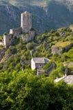 Torre de Pocitelj Fotografía de archivo libre de regalías