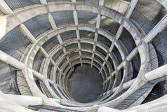 Torre de Ponte - Hillbrow, Joanesburgo, África do Sul imagens de stock royalty free