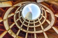 Torre de Ponte - Hillbrow, Johannesburgo, Suráfrica Imagen de archivo