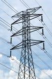 Torre de potência Fotografia de Stock