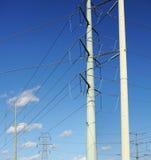 Torre de potência Fotografia de Stock Royalty Free