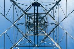 Torre de potencia Imágenes de archivo libres de regalías