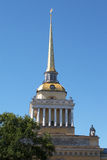 Torre de Proezdnaja do Admiralty Fotos de Stock Royalty Free