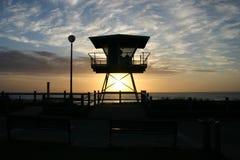 Torre de protector de vida de Cronulla Fotografía de archivo libre de regalías