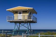 Torre de protetor da vida Fotografia de Stock Royalty Free