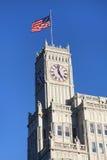 Torre de pulso de disparo Fotografia de Stock