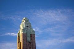 Torre de pulso de disparo Imagens de Stock