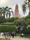 A torre de pulso de disparo Imagens de Stock Royalty Free
