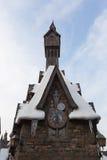 Torre de pulso de disparo fotografia de stock royalty free