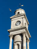 Torre de pulso de disparo da baía de Herne e gaivota Imagens de Stock Royalty Free