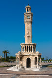 Torre de pulso de disparo de Izmir Imagem de Stock Royalty Free