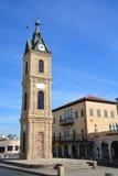 A torre de pulso de disparo de Jaffa Imagem de Stock