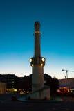 Torre de pulso de disparo de Lasipalatsi Fotografia de Stock Royalty Free