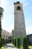 Torre de pulso de disparo em Bansko Fotos de Stock Royalty Free