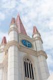 Torre de pulso de disparo em Tailândia Fotografia de Stock