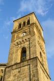 Torre de pulso de disparo histórica Imagens de Stock