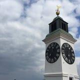 Torre de pulso de disparo - Novi Sad, Sérvia imagem de stock