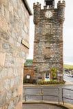 Torre de pulso de disparo scotland de Dufftown Imagem de Stock