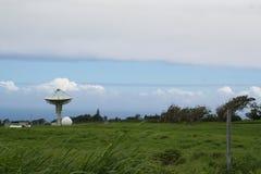 Torre de radio Foto de archivo libre de regalías