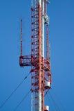 Torre de radio Fotografía de archivo