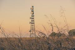 Torre de radio en Queensland Imagen de archivo