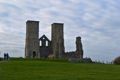 Torre de Reculver Fotografía de archivo libre de regalías