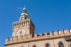 Torre de reloj Fotografía de archivo