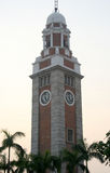 Torre de reloj 3 foto de archivo libre de regalías