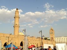 Torre de reloj Imagen de archivo