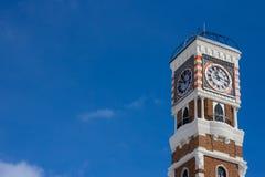Torre de reloj Foto de archivo libre de regalías