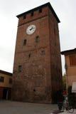 Torre de reloj Fotos de archivo libres de regalías