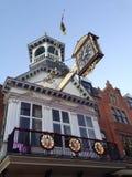 Torre de reloj Fotos de archivo