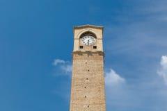 Torre de reloj de Adana fotos de archivo